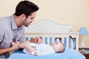 ختنه نوزادان پسر