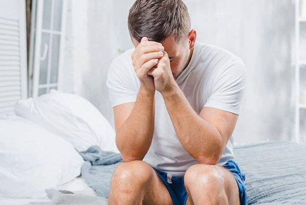 عفونت قارچی در مردان